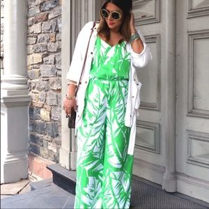 Lilly Pulitzer Boom Boom Jumpsuit Large
